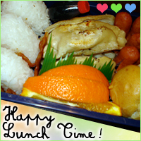 Happy Lunch Time