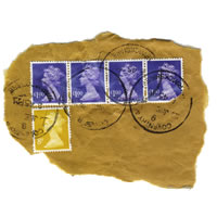Used Postage Stamps #1