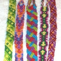 Friendship Bracelets--USA