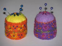 Bottlecap Pincushion