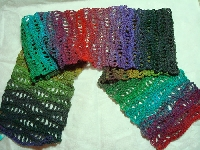 Crochet This Scarf