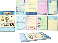^_^ CUTE Letterpads Sheets