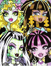 Monster High ATC