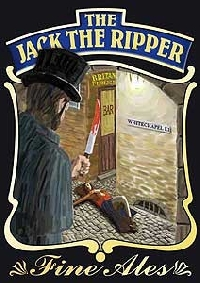 Jack the ripper postcard swap