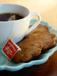 Tea & Cookie swap