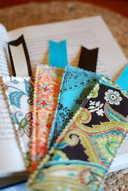 Fabric bookmarks - EU