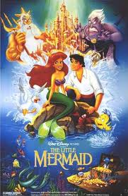Disney Animated Films-The Little Mermaid