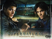 Supernatural winchester brothers ATC swap