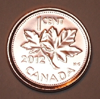 Bye Bye Canadian Penny! 