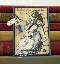 ATC Swap  Alice In Wonderland Series  #1 Alice