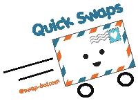 Swap-bot swap: QUICK 5 Somethings #37