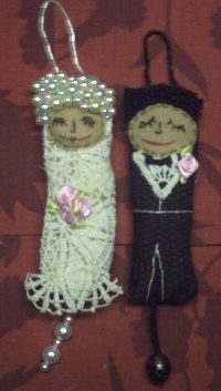 Wedding Dotee Dolls - INTERNATIONAL
