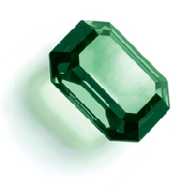 ATC Gemstone Series:  #1 Emerald