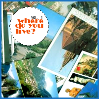 `` WHR DO U LIVE? POSTCARDS! ``