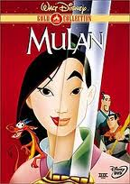 Disney Animated Films #30-Mulan