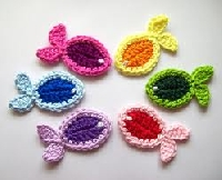 Crocheted or Knitted Fridgies ---EDITED!!!