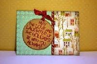 Christmas in July ATC