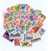 Used Postage Stamps:D