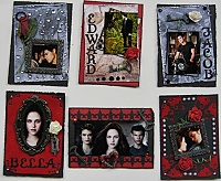 Twilight Movie Atc Series Makeup Swap