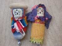 Day of the Dead Dotee
