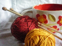 Local Coffee and Yarn: Support Your Local Shops!
