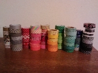 Easy peasy washi swap!
