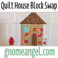 Swap-bot swap: Quilt House Block Swap - AUSTRALIA ONLY