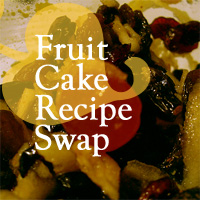 Fruit Cake Recipe Swap