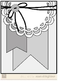 CS: Card sketch # 6