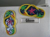~ Fridge Magnet - No Theme ~ EDITED