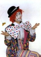 Clown Dotee Doll