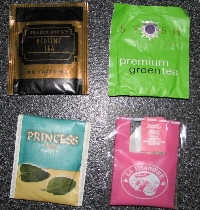 Different flavours tea swap challenge #4