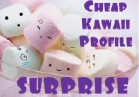 ♣Cheap Kawaii Profile Surprise♣