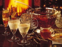 Holiday Drink Recipe Swap