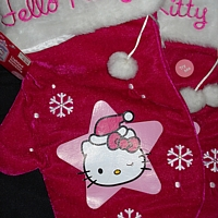 ♥ Harajuku Girls ♥ Stuffed Christmas Stocking!