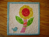 Miniature Quilt Swap #3