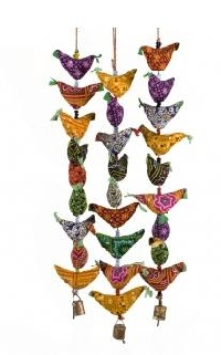 Bird Garland for Paper Lovers!