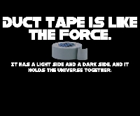 Thinking Outside the Duct Tape