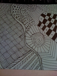Zentangle Fun!