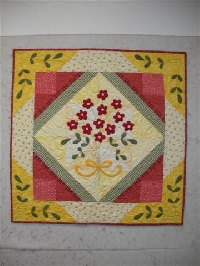 5th Magickal Quilt Block