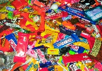 Candy Scavenger Hunt INTERNATIONAL-round #2