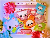  Kawaii ATCs  