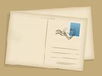 Swap-bot swap: Postcard Swaparoo