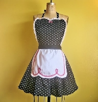 Domestic Goddess Apron - US only