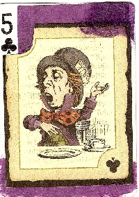 APC Deck Card #34 - Eight of Clubs