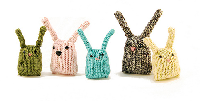 Quick Knits #2: Bunny Nuggets- Newbies Welcome!