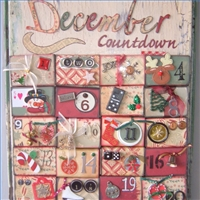 FAB: Advent Calendar for Keeps! Any crafting style
