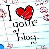 I  Your Blog!