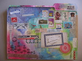 MailArt File Folder Swap