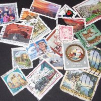 postage stamp swap: one from each country #3